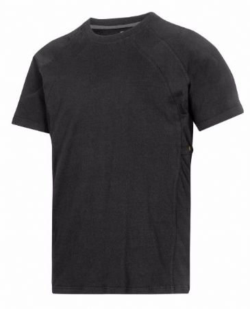 Snickers 2504 T-shirt with MultiPockets (Black)
